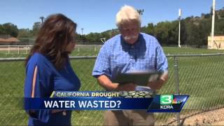 Wasted water situation uncovered in Angels Camp