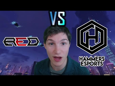 Crazy Team Comps On Gibraltar | Skyline Overwatch Daily #8 (Red Reserve vs Hammers Esports)