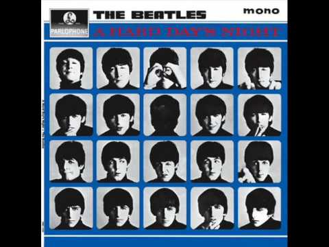"""The Beatles - """"Can't Buy Me Love"""""""