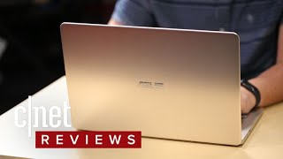 Asus' VivoBook S15 is good-looking, cheap and light