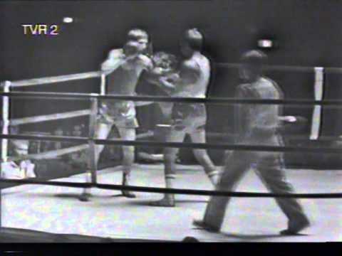 Paul Dobrescu vs Calistrat Cutov - Finala C.N. BOX 1975