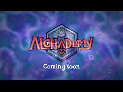 Alchademy Teaser
