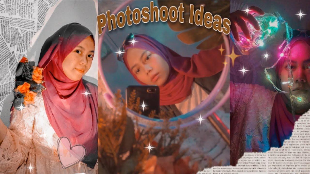 Ide Photoshoot Aesthetic dirumah aja 🏡 PART 6, Pake HP📱