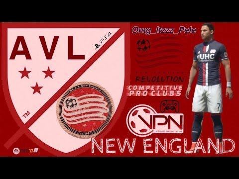 FIFA 17 Pro Clubs | VPN New England l S6E7 | Fixture 19 & 20 | VPN Atlanta & Montreal