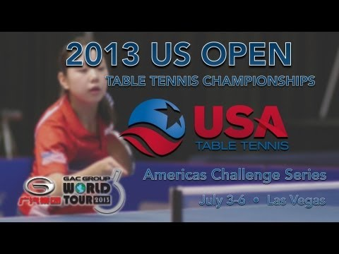 2013 US Open - Quarterfinals (Day 3 Evening Session) - Table 1