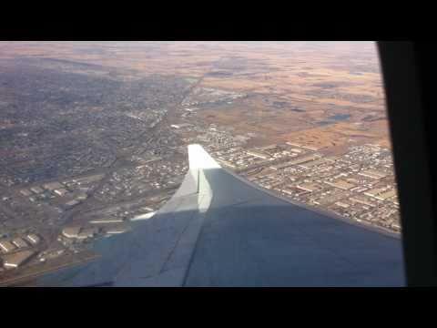 A330 Takeoff Calgary Intl
