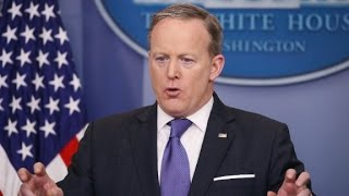 Sean Spicer's credibility problem