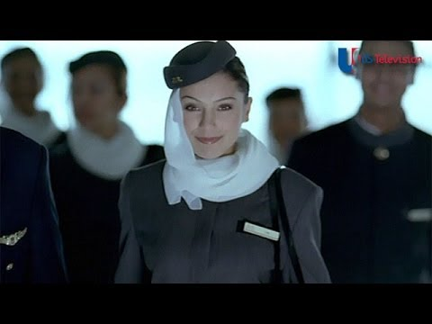 US Television - Abu Dhabi (Etihad Airways)