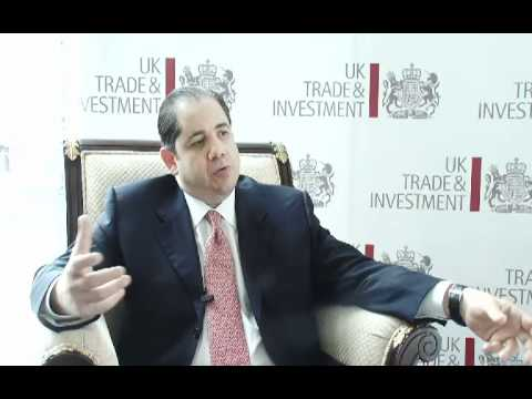 Charlie Fleifel -- EPIC Green Solutions interview with UK Trade and Investment