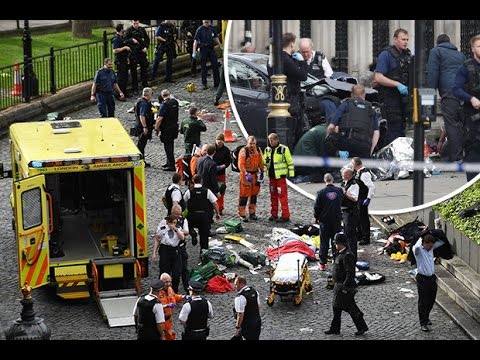 TODAY'S #WESTMINSTER TERROR ATTACK IS BIBLICAL PROPHECY AGAINST THE WICKED!!!(THERESA MAY) - ISUPK