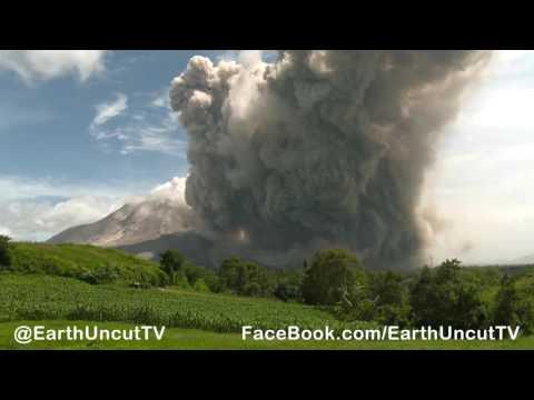 "The ""Mother Ship"" Volcanic Ash Cloud - Earth Uncut TV Shorts"