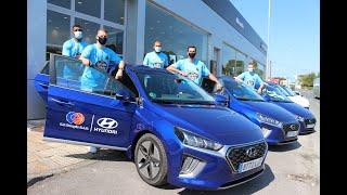 Video Acuerdo patrocinio Hyundai Ditramotor - CB Breogán 2021