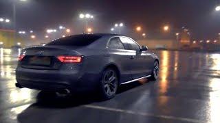 Funny winter pastime || Межсезонье у мотоциклистов и что из себя представляет Audi s5