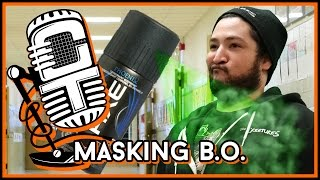 "Creature Talk Ep141 ""Masking B.O."" 9/26/15 Video Podcast"