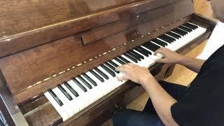 """SHINE"" - TRANSATLANTIC (Cover) - Piano Instrumental arrangement"