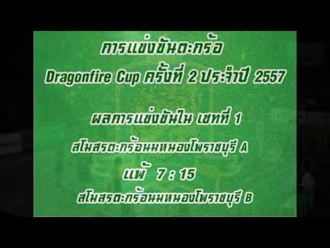 การแข่งขันเซปักตะกร้อ Dragonfire Cup ครั้งที่ 2 ประจำปี 2557