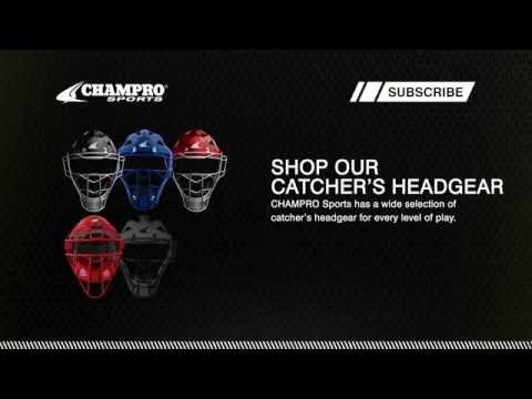 CHAMPRO Sports® Sizing Guide - Catcher's Head Gear