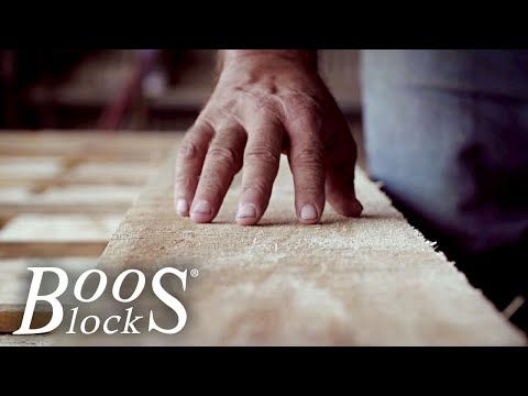 Boos Blocks | Wood Craftsmanship