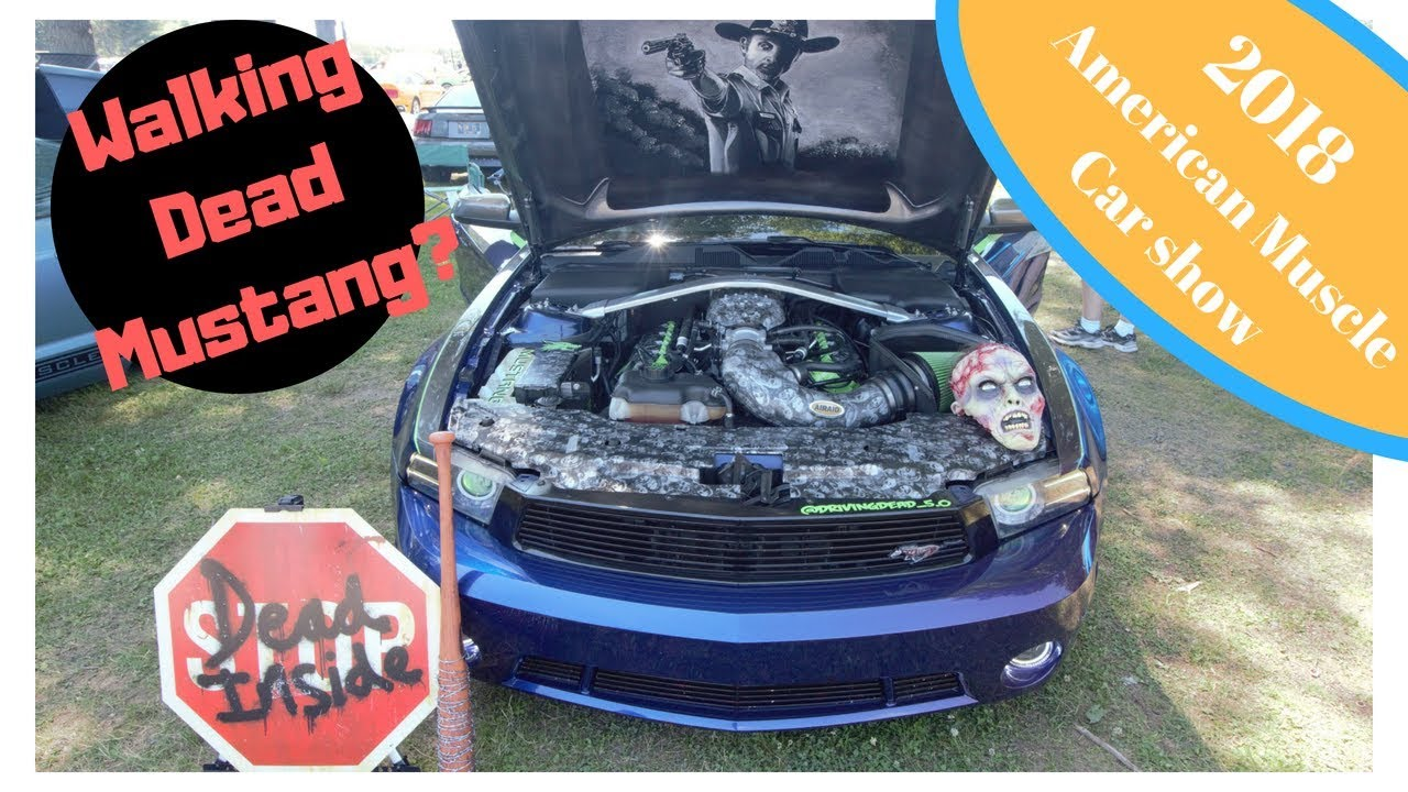 AMERICAN MUSCLE CAR SHOW Part YouTube - American muscle car show 2018