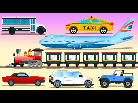 Passenger vehicle | Vehicles For Kids