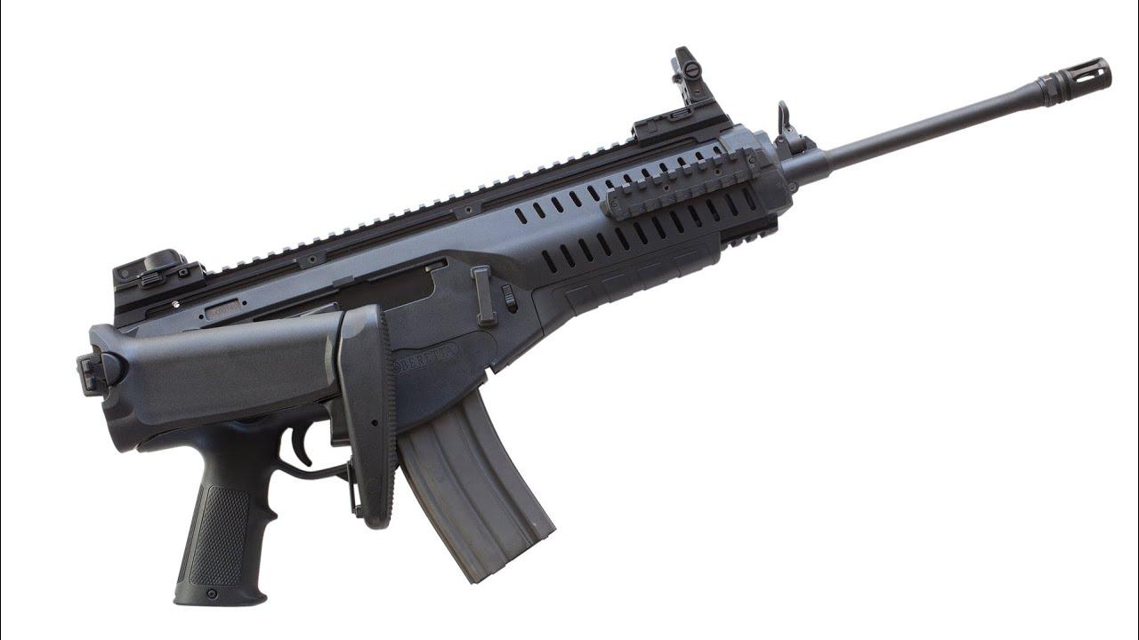 How to: Beretta ARX100 field strip, barrel removal ...