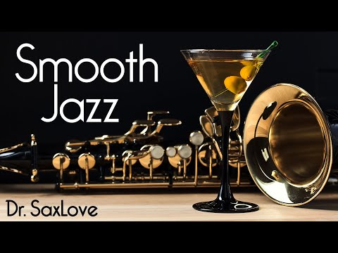 Smooth Jazz • 3 Hours Smooth Jazz Saxophone Instrumental Music for Grownups and Other People