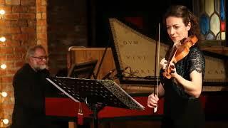 Elizabeth Jacquet de la Guerre: 'Presto' from Sonata No. 1 in d minor - Irish Baroque Orchestra