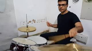 yoni madar: left drums groove