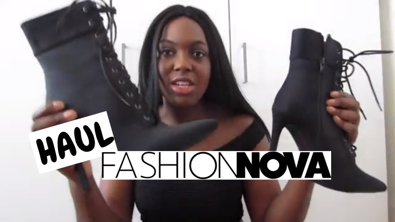 11105bd1b56fe FASHION NOVA TRY-ON HAUL   REVIEW 2018! - YouTube