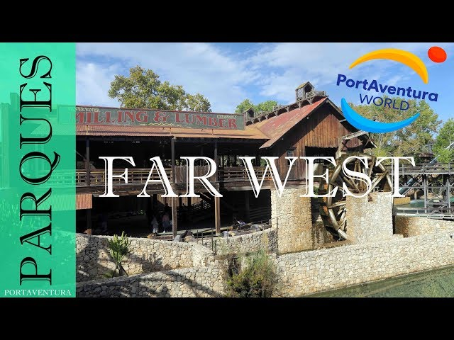 PortAventura Park Area Far West | Salou Tarragona