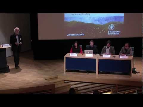 The Strindberg Legacy - Panel of Swedish theatre directors