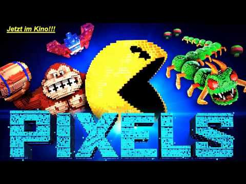 Waka Flocka Flame- Game On(Pixels Movie End Song)