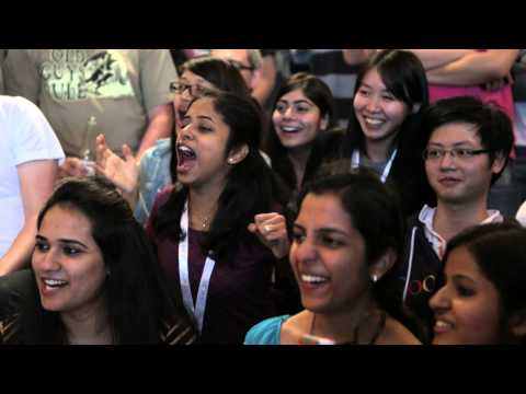 APAC Google Anita Borg Memorial Scholarship Retreat 2013