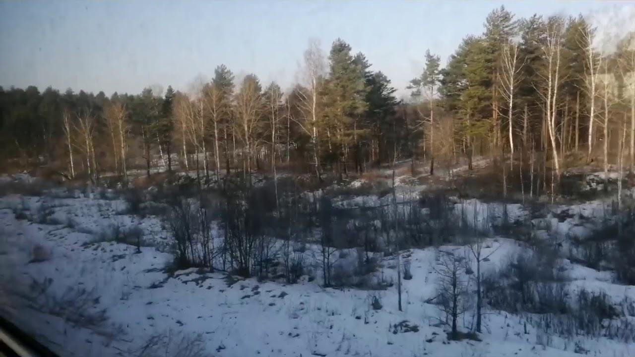 Красота русской природы - YouTube