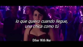 Girls Like You - Maroon 5 ft. Cardi B (Sub. Español) / The Duff