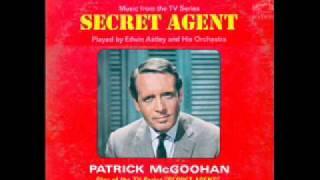 Edwin Astley & Orchestra - Secret Agent Man