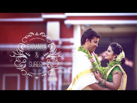 Wedding of Saranya & Suresh,  Paramekkavu Temple, Thrissur, Kerala