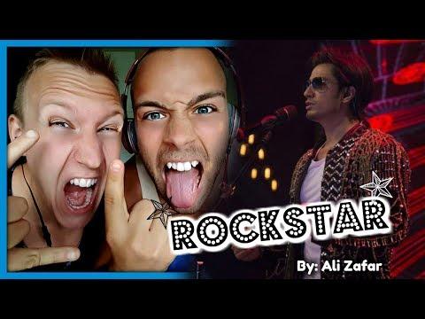 Ali Zafar, Rockstar, Coke Studio Season 8, Episode 2 | Reaction by Robin and Jesper