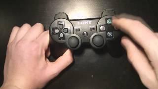 обзор джойстика от PS3