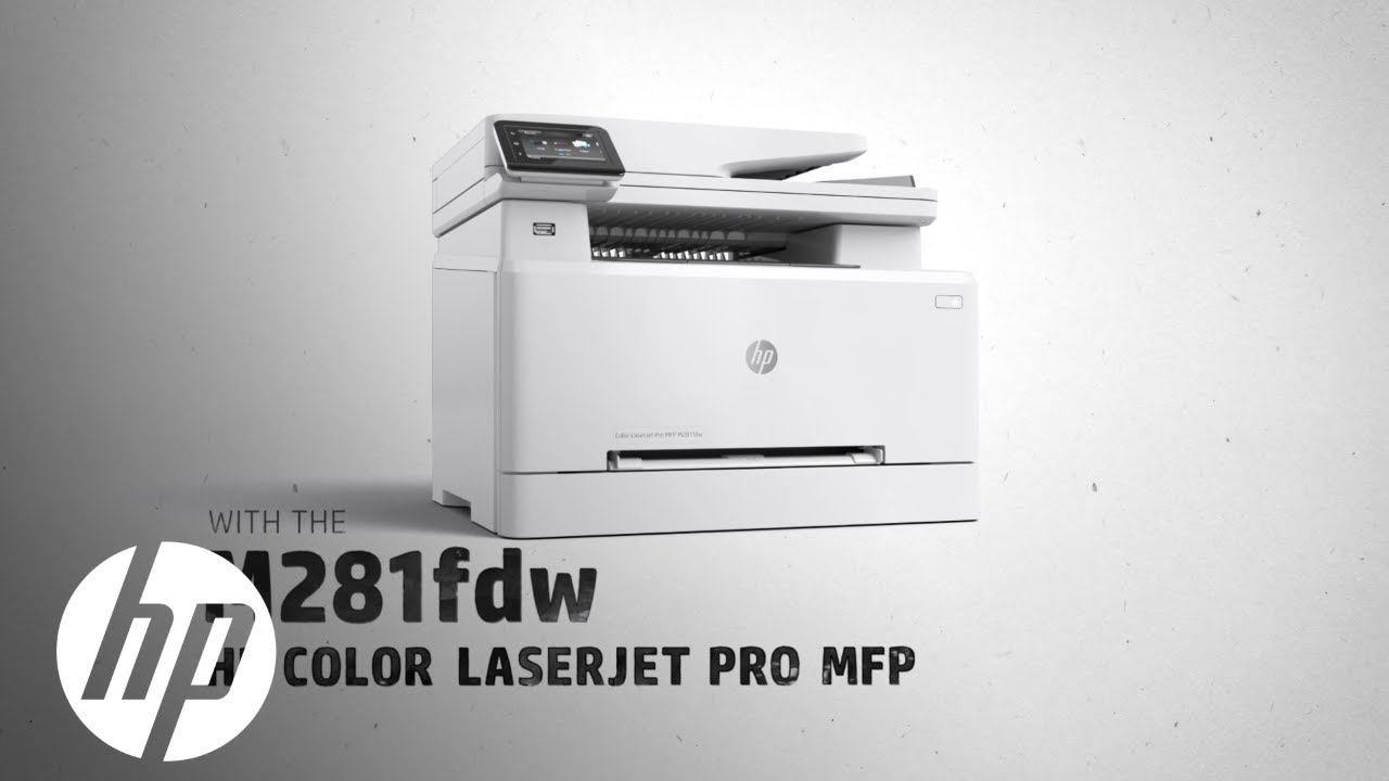 Buy Hp Color Laserjet Pro Mfp M281fdw T6b82a From 163 214