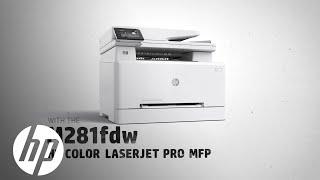 Color LaserJet Pro MFP M281 | HP LaserJet | HP