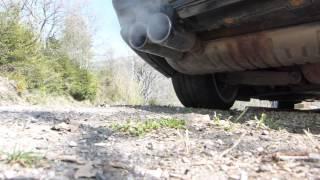 BMW 330i sports air filter sound / son filtre à air sport