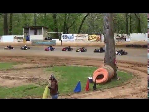 BMS Shellhammers Speedway Flathead 375 Big Money Class