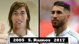 Le trasformazioni prima e dopo le calciatori più sorprendenti