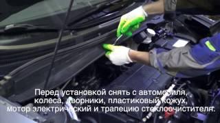 Установка проставок на Hyundai ix 35 смотреть