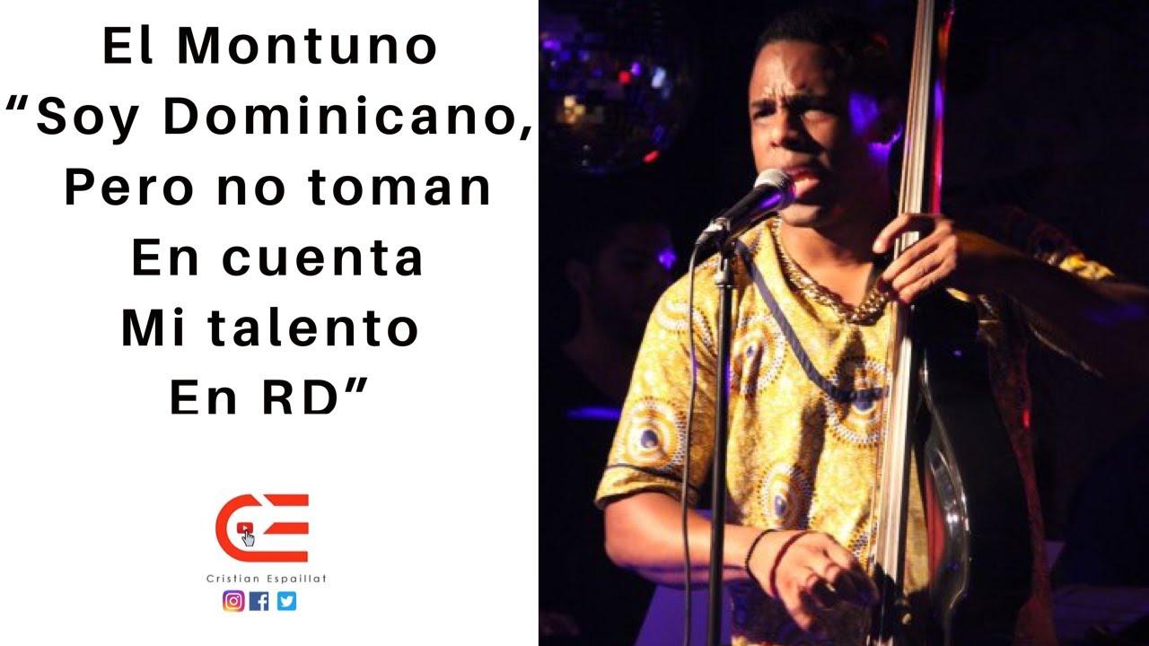 """EL MONTUNO """"SALSERO DOMINICANO, QUE NO LO CONSIDERAN COMO TAL"""""""