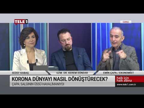 Emin Çapa Salgının İstanbul'daki Üssünü Açıkladı