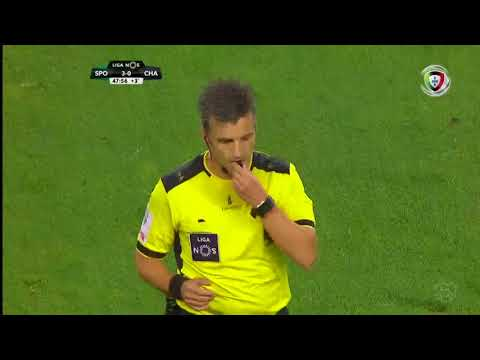 SPORTING CP 5 - 1 GD CHAVES | HD | RESUMOS