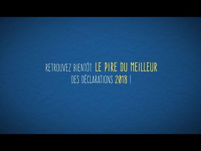 Les grossiers de l'écran 2018 // Teaser