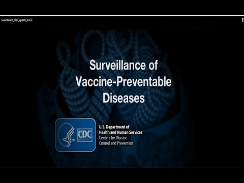 Surveillance Of Vaccine-Preventable Diseases
